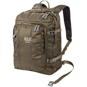 Jack Wolfskin Berkeley Y.D. Daypack pinewood big check